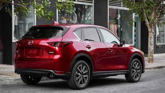 Mazda CX-5 2021: cena, cena, fotografie, specifikace