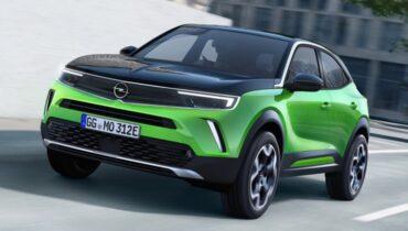 Opel Mokka 2021: specifikace, cena, datum vydání