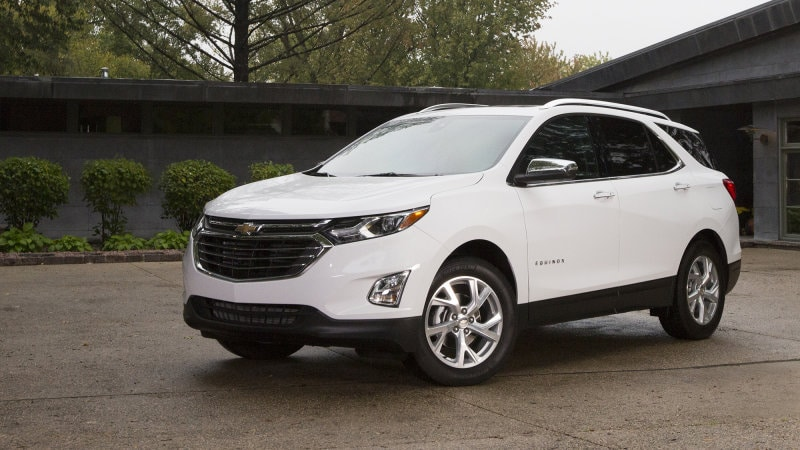 Chevrolet Equinox 2021: ceny, fotografie, interiér a technický list