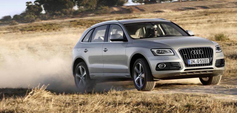 Audi Q5 2021: cena, specifikace, fotografie