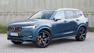 Volvo XC90 2021: ceny, fotografie, vybavení, specifikace