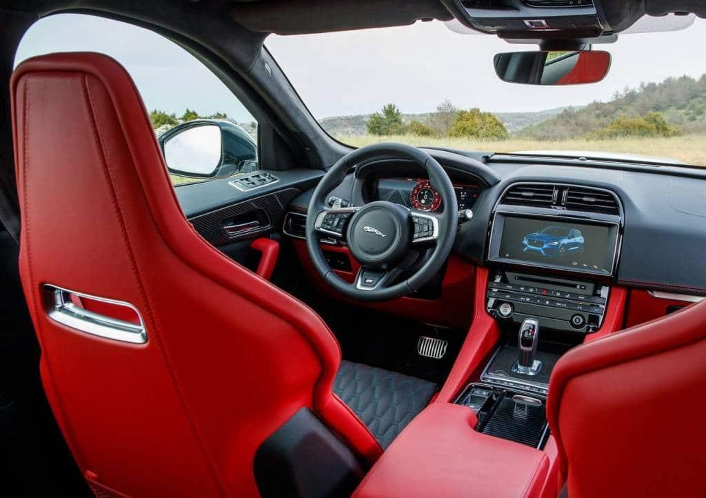 Jaguar F-Pace 2021: specifikace, cena, datum uvedení na trh