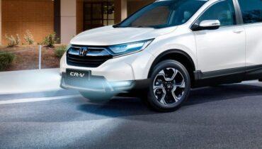 Honda CR-V 2021: ceny, interiér, fotografie a katalogové listy