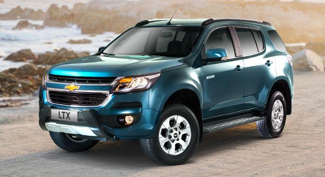 Chevrolet Trailblazer 2021: cena, spotřeba, fotografie, datový list