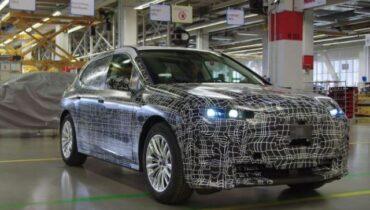 BMW iX5 2021: technické údaje, cena, datum uvedení na trh