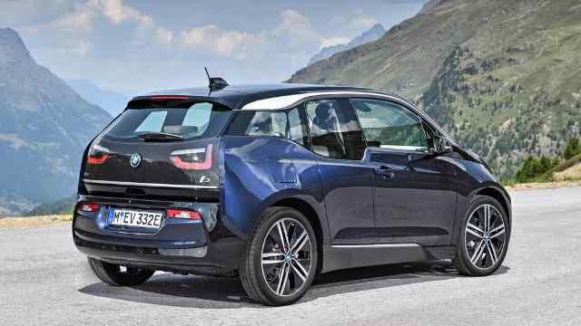 BMW i3 2021: technické údaje, cena, datum uvedení na trh