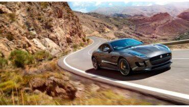 Jaguar F-TYPE 2021: cena, specifikace, fotografie