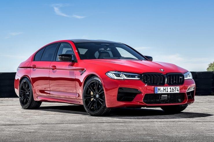 BMW M5 2021: technické údaje, cena, datum uvedení na trh