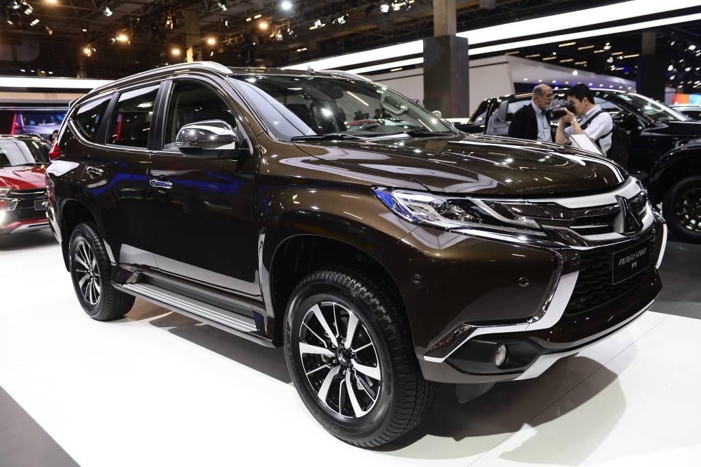 Mitsubishi Pajero 2021: cena, fotografie, spotřeba, datový list