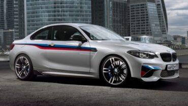 BMW M2 2021: cena, technické údaje, fotografie