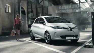 Nowe Renault ZOE 2021: cena, specifikace, fotografie