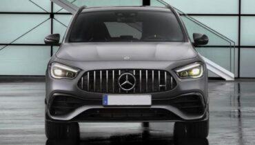 Mercedes AMG GLA 45 2021: specifikace, cena, datum vydání