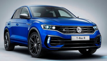 Volkswagen T-Roc 2021: cena, fotografie, spotřeba, technický list