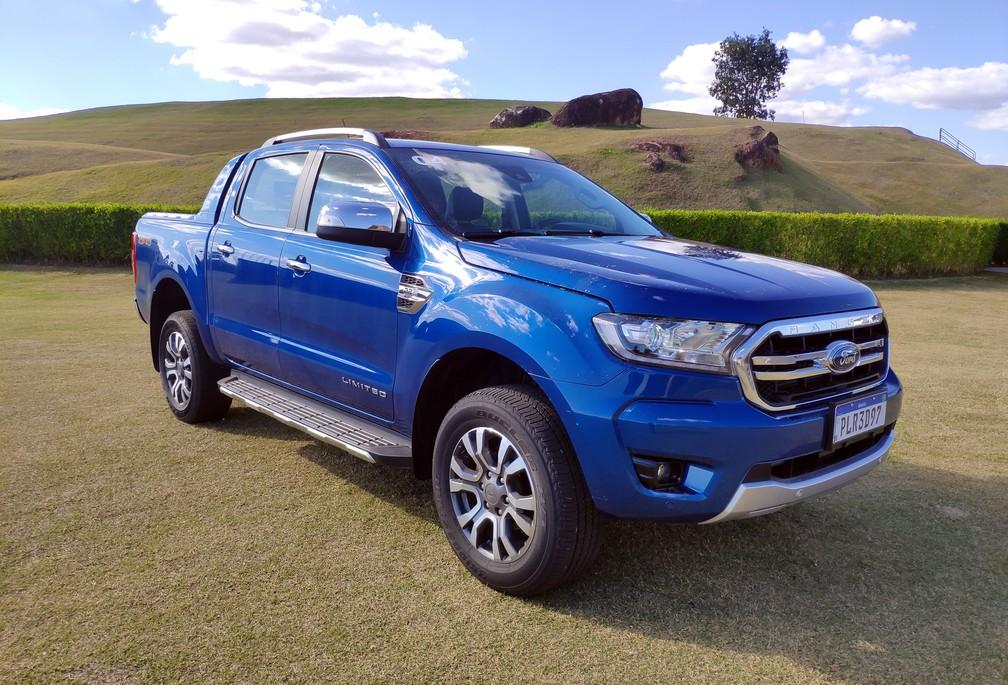 Ford Ranger 2021: cena, fotografie, spotřeba, datový list