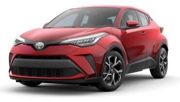 Toyota C-HR 2021: specifikace, cena, datum vydání