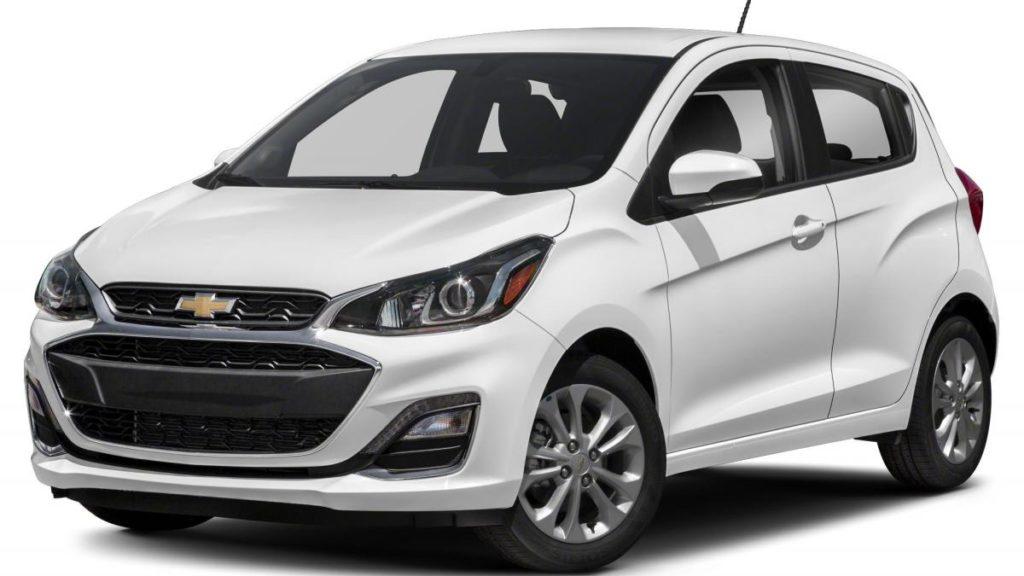 Chevrolet Spark 2021: ceny, fotografie, spotřeba, sériové zboží