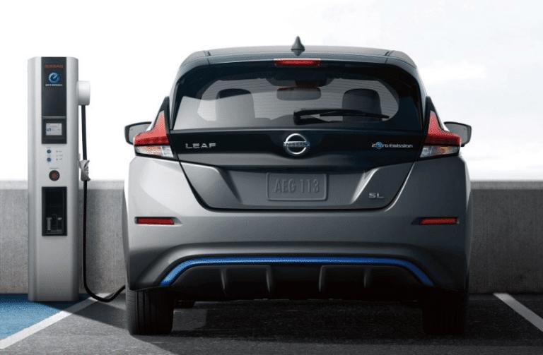 Nissan Leaf 2021: cena, spotřeba paliva, fotografie, datový list