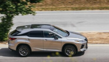 Lexus RX350 2021: specifikace, cena, datum vydání