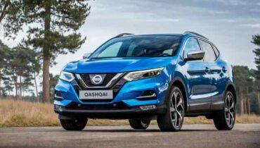 Nissan Qashqai 2021: cena, specifikace, fotografie