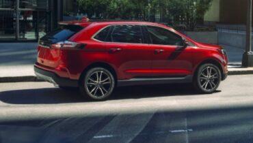 Ford Edge 2021: specifikace, cena, datum uvedení na trh