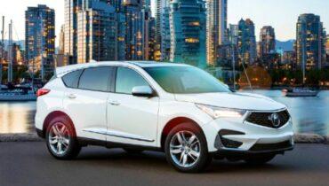 Acura RDX 2021: Technické informace, cena, datum uvedení na trh