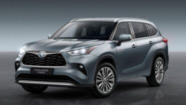 Toyota Highlander 2021: specifikace, cena, datum vydání