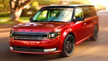 Ford Flex 2021: specifikace, cena, datum uvedení na trh