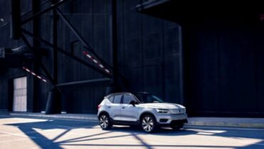 Volvo XC40 2021: ceny, fotografie, vybavení, specifikace