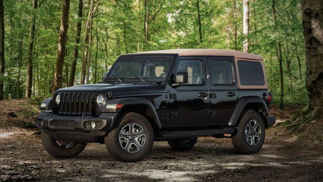 Jeep Wrangler 2021: specifikace, cena, datum uvedení na trh