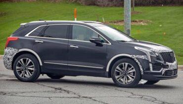 Cadillac XT5 2021: specifikace, cena, datum uvedení na trh