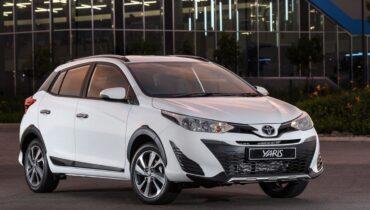 Toyota Yaris 2021: cena, spotřeba paliva, fotografie, datový list