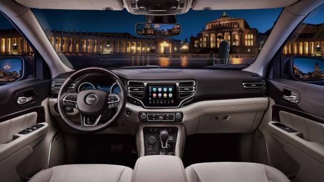 Chrysler Commander 2021: specifikace, cena, datum uvedení na trh