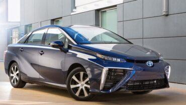 Toyota Mirai 2021: ceny, interiér, fotografie a datový list