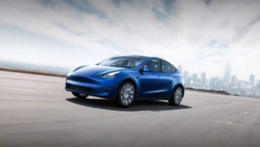 Tesla Model Y 2021: ceny, fotografie, funkce, specifikace