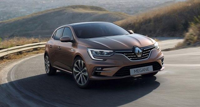 Renault Megane 2021 restyling: specifikace, cena, datum vydání
