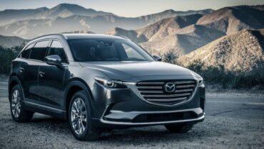 Mazda CX-9 2021: specifikace, cena, datum vydání
