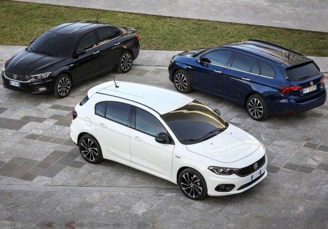 Fiat Tipo 2021: specifikace, cena, datum uvedení na trh