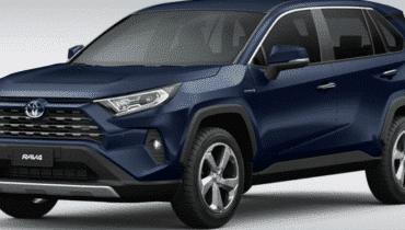 Toyota Rav4 2021: cena, fotografie, spotřeba, datový list