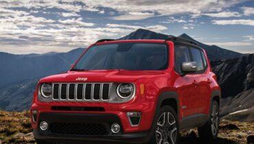 Jeep Renegade 2021: specifikace, cena, datum uvedení na trh