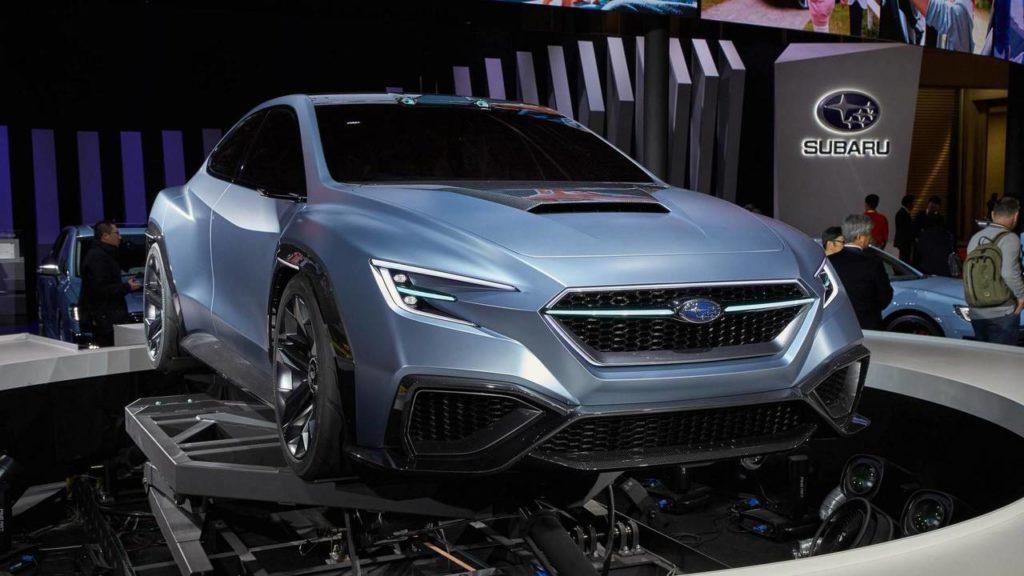 Subaru WRX STI 2021: specifikace, cena, datum vydání