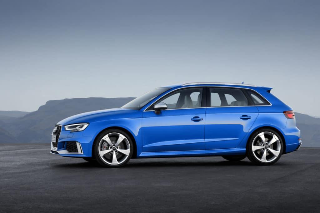 Audi RS3 2021: cena, specifikace, fotografie