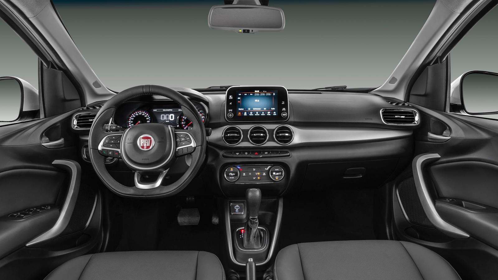 Fiat Argo 2021: cena, motor, specifikace a fotografie