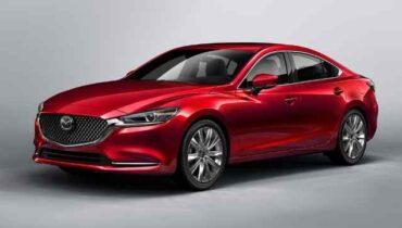 Mazda 6 2021: cena, fotografie, specifikace