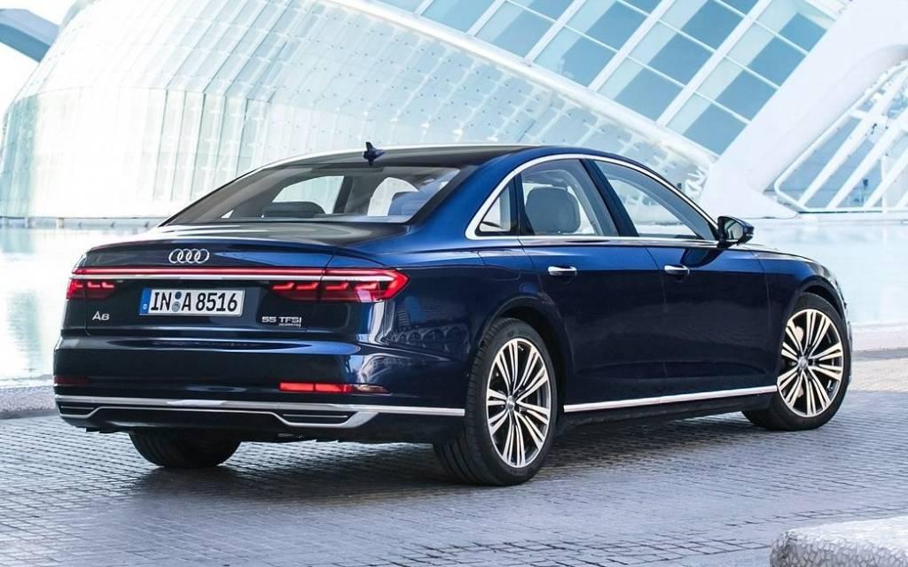 Audi A8 2021: Technické informace, cena, datum uvedení na trh