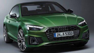 Audi A5 2021: Technické informace, cena, datum uvedení na trh