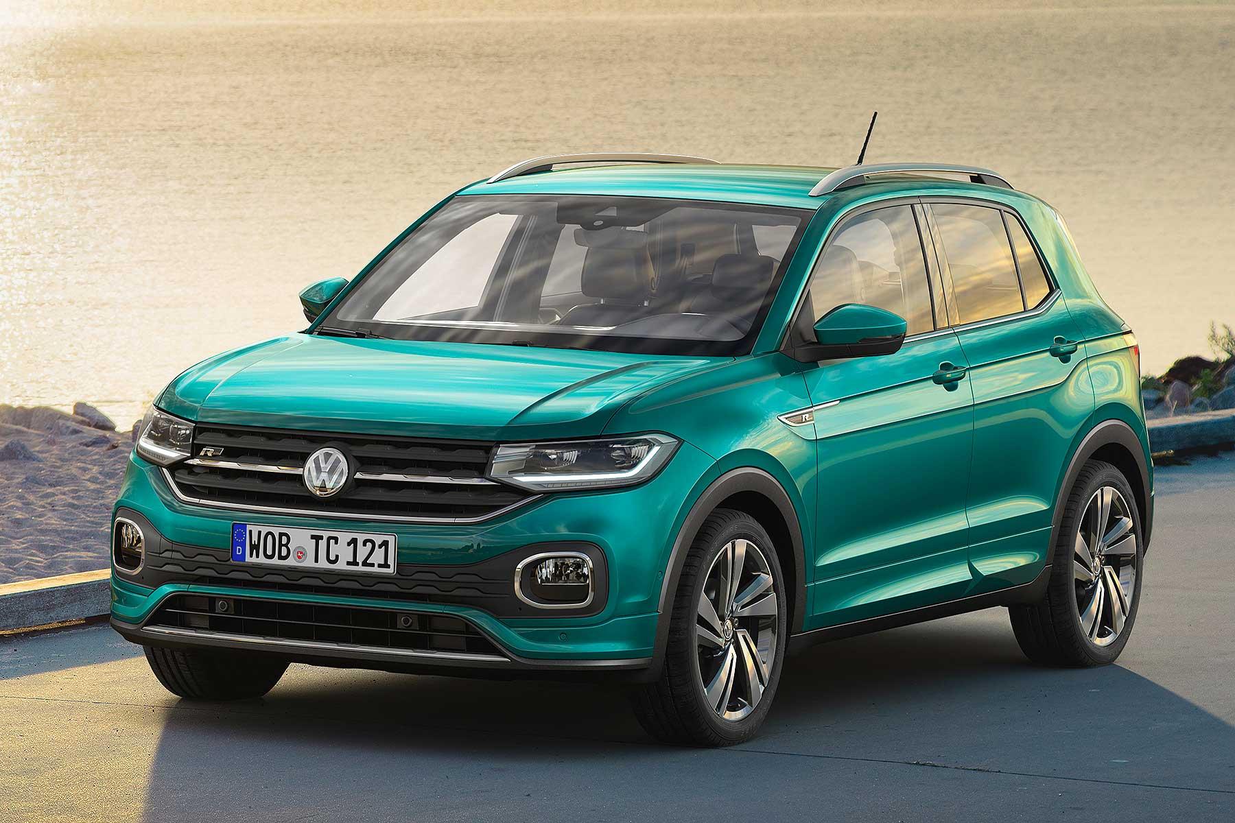 Volkswagen T-Cross 2021: cena, fotografie, verze a datový list