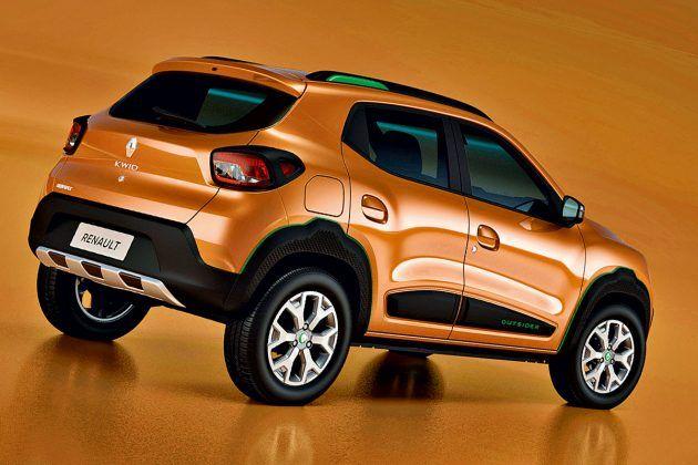 Renault Kwid 2021: novinky, ceny, fotografie a specifikace