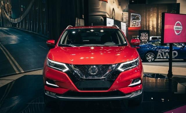 Nissan Rogue Sport 2021: specifikace, cena, datum vydání