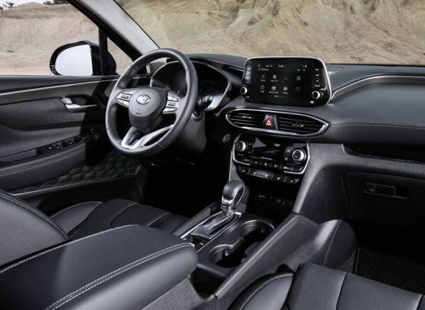 Hyundai Santa Fe 2021: cena, specifikace, fotografie