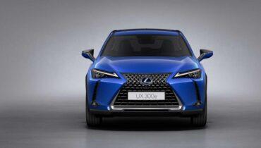 Lexus UX 300e 2021: specifikace, cena, datum vydání